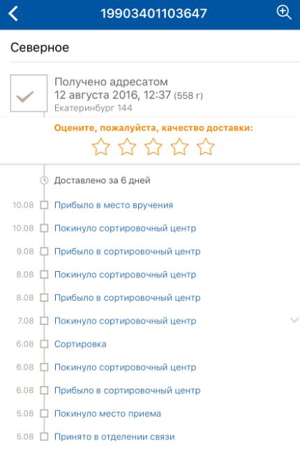 Fotoochka - Зря вы не любите Почту России