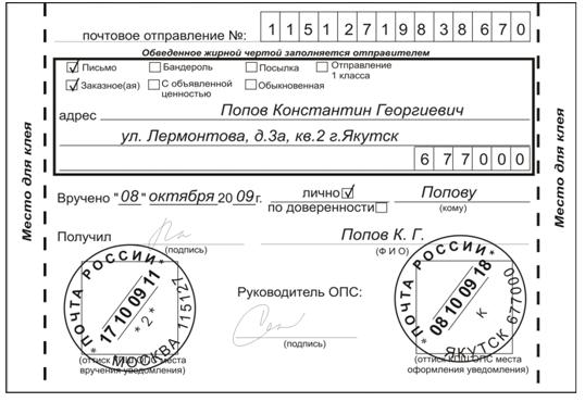 Opis 2 - Зря вы не любите Почту России